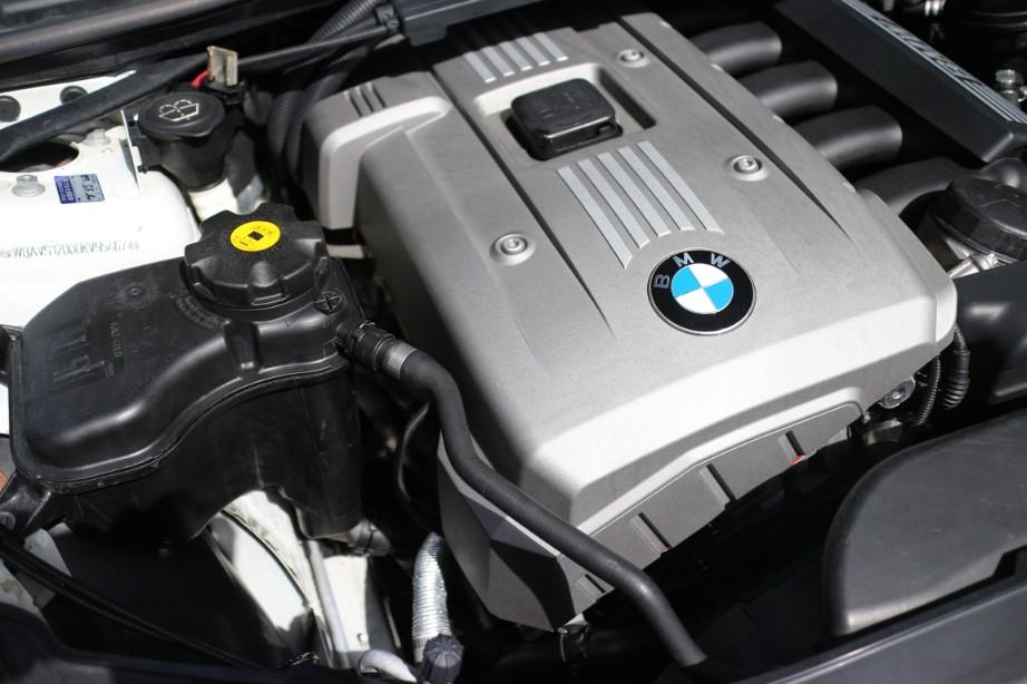 BMW E91 325iのエンジン不調