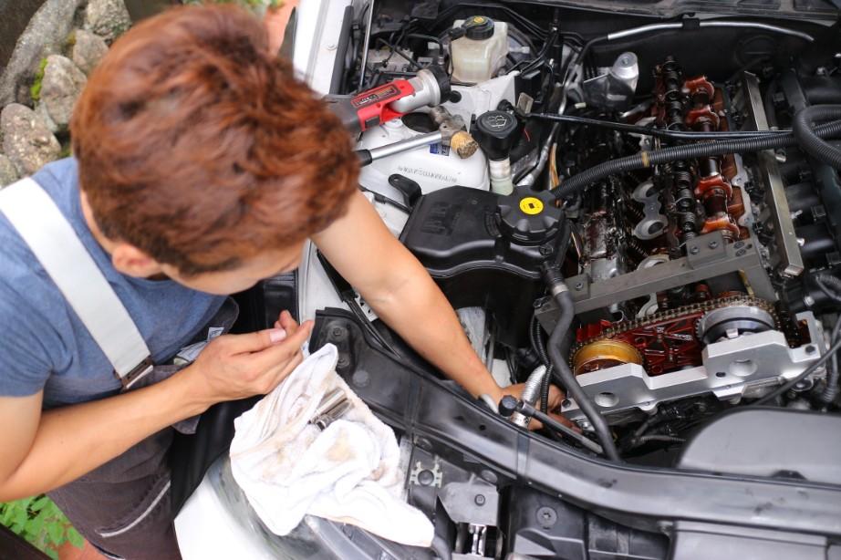 京都のBMW・MINIの修理、車検、メンテナンス、板金塗装専門店