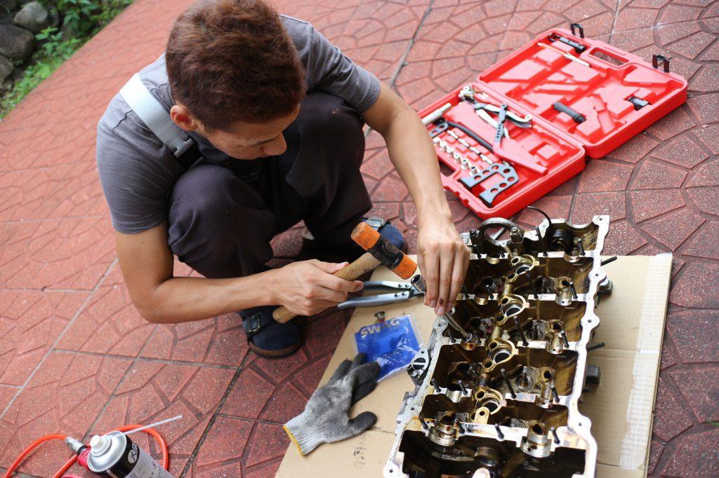 BMW E92 320iエンジン不調修理