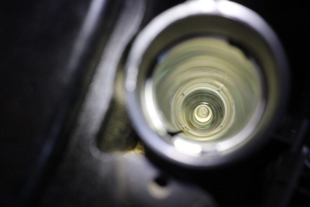 BMW E60 530iエンジンオイル漏れ修理