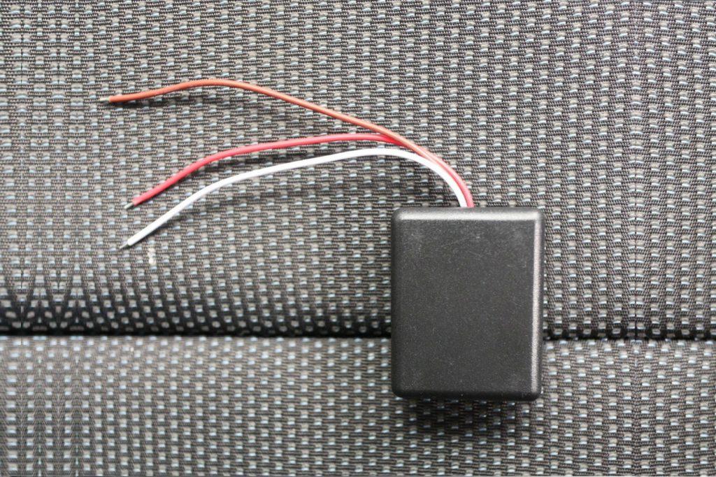 BMW E90 320i のエアバックワーニングの点灯