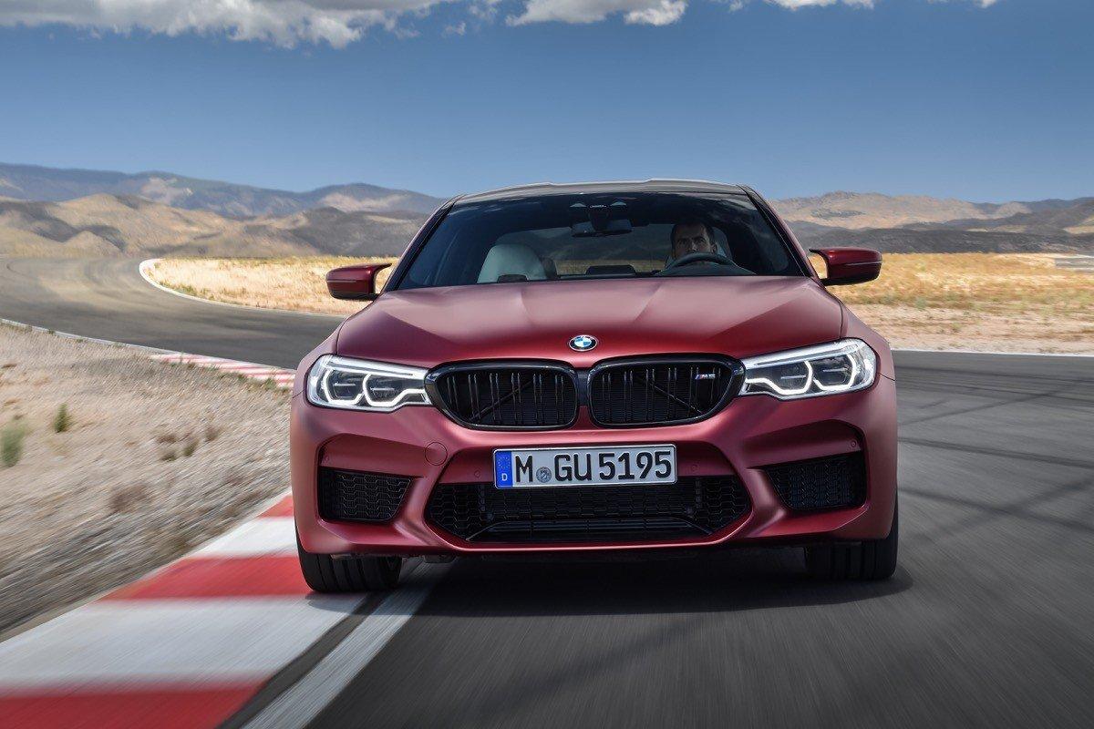 【BMWリコール】BMW M5など1012台をリコール