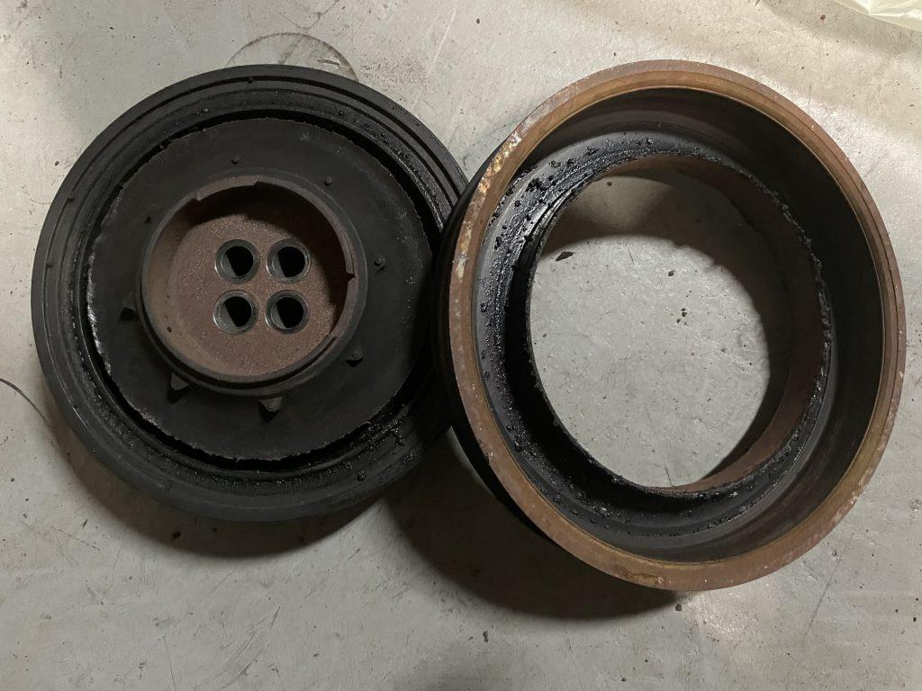 【MINIの修理】MINI R60 COOPER Dのバッテリーチェックランプ点灯